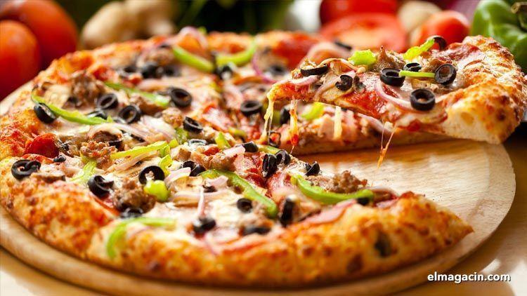 La pizza puede ser tan sana como cualquier otro alimento