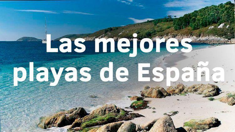 Las mejores playas de España en 2019