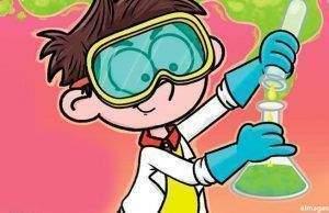 Libro de divulgación científica para niños