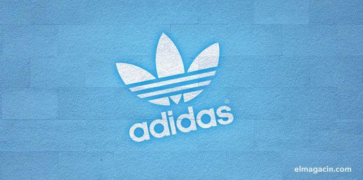Logotipo Adidas 2019. El Magacín.