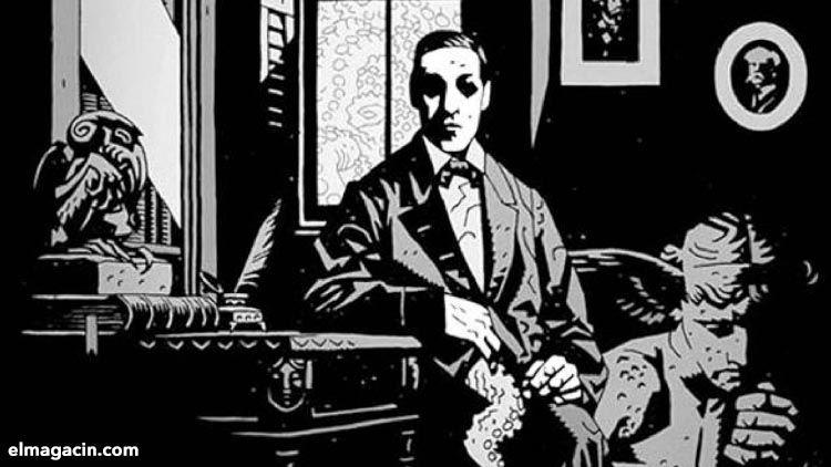 Los mundos de Lovecraft. El Magacín.