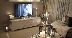 Los placeres de un hogar confortable