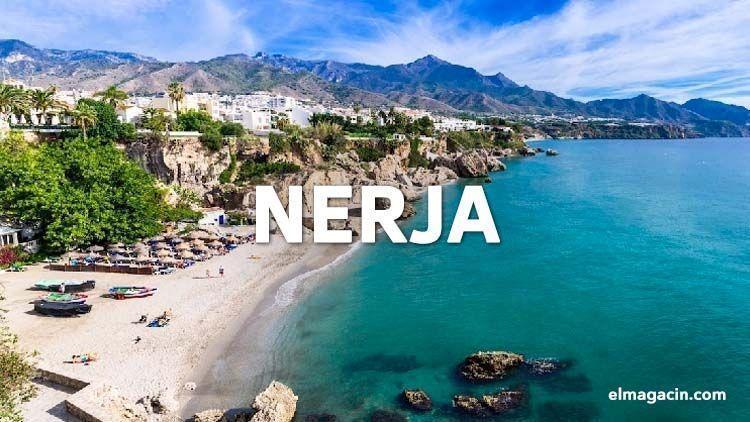 Lugares que tienes que visitar en Nerja. El Magacín.
