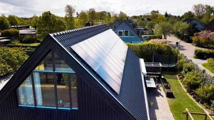 Mantenimiento de las placas solares