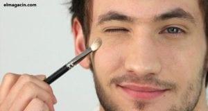 Maquillaje para hombres tendencias actuales