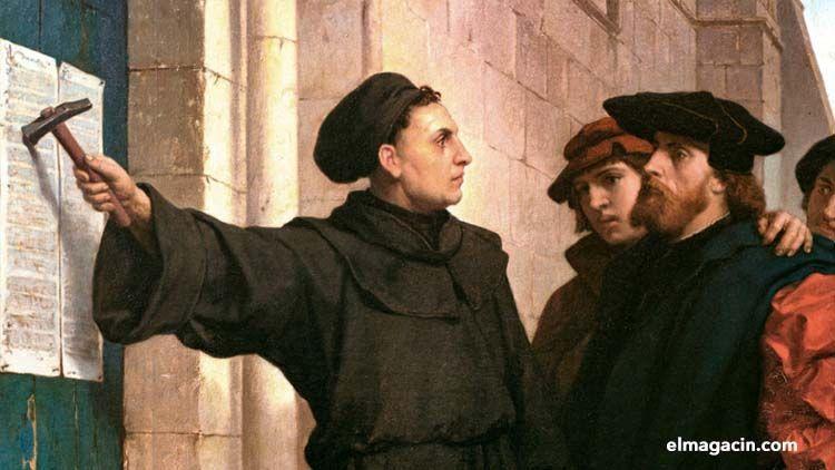 Martín Lutero y la Reforma protestante. El Magacín.