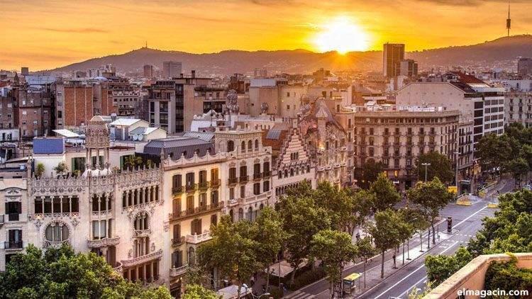 medidas para reactivar el turismo y el alquiler turístico en Barcelona en 2021