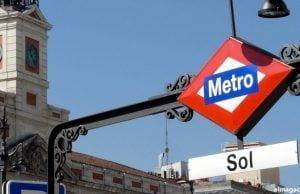 Historia del plano de Metro de Madrid