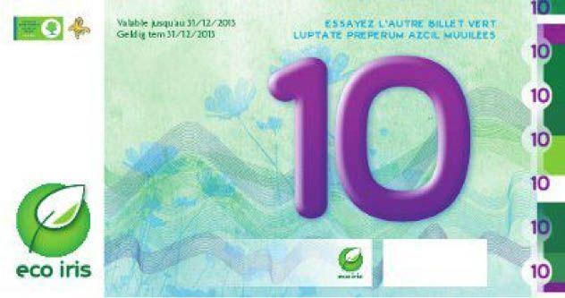 Moneda social Eco Iris. El Magacín.