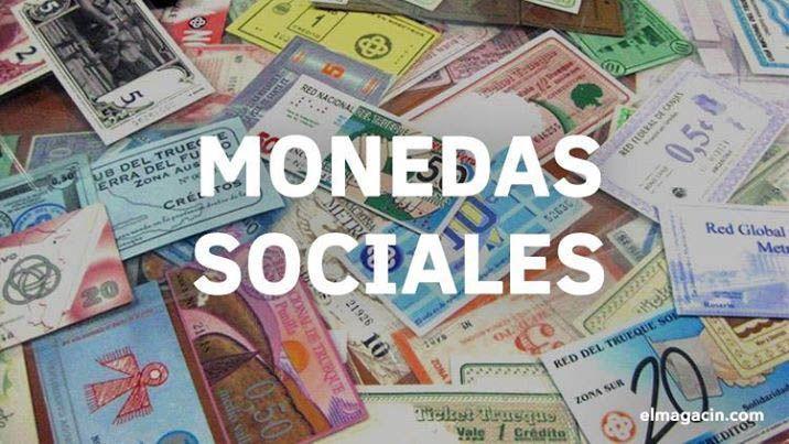 Monedas sociales. El Magacín
