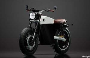 OX Motorcycles lanza una moto eléctrica española con autonomía para 100 km