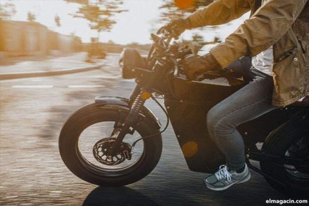 Primera moto de  OX Motorcycles
