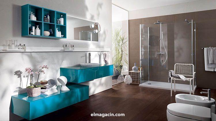 Cómo elegir muebles para el cuarto de baño. El Magacín.