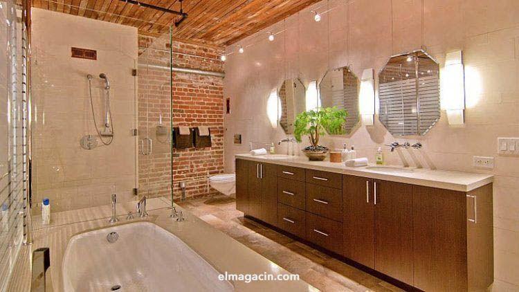 Muebles de cuarto de baño. El Magacín.