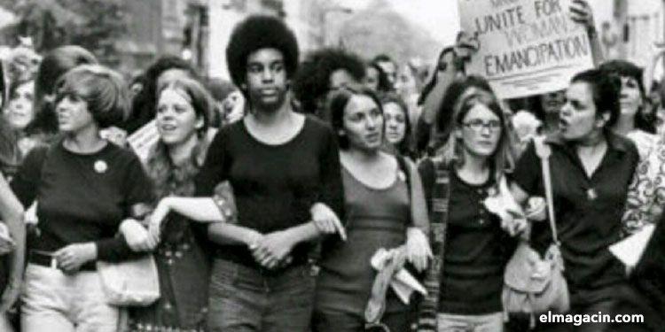 Mujeres activistas. Simone de Beauvoir. El Magacín.