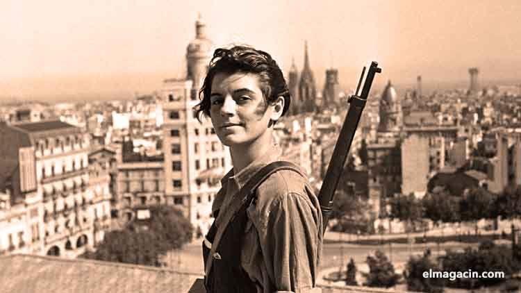 Las mujeres en la guerra Civil Española. El Magacín.