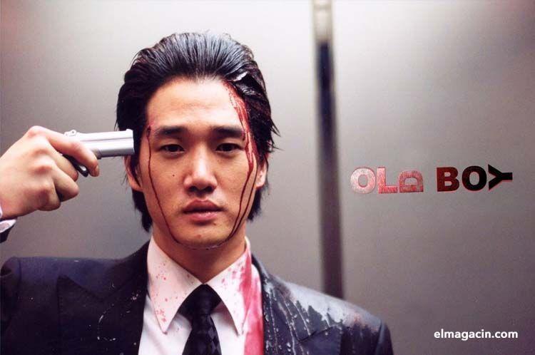 Old Boy. Cine coreano. El Magacín.