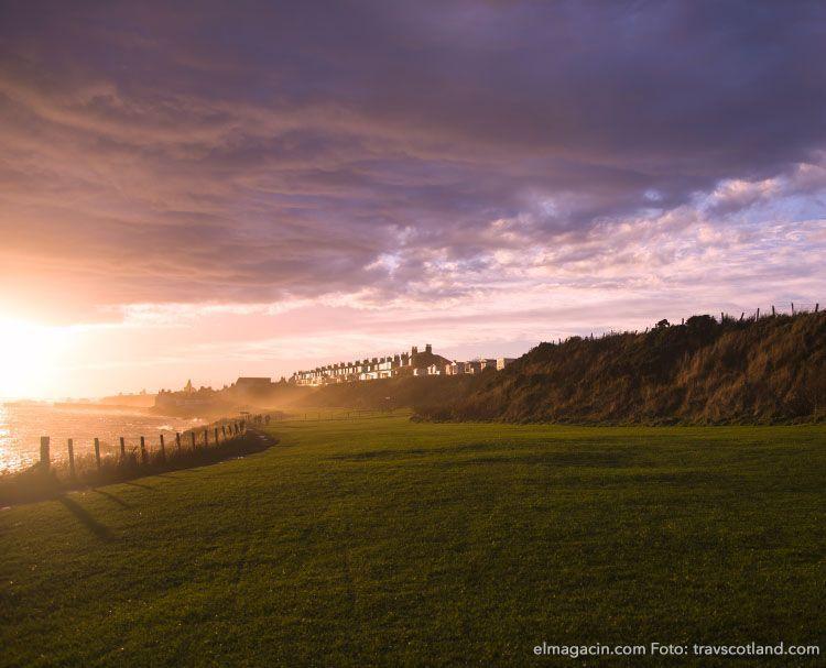 Saint Monans, Escocia. El Magacín.