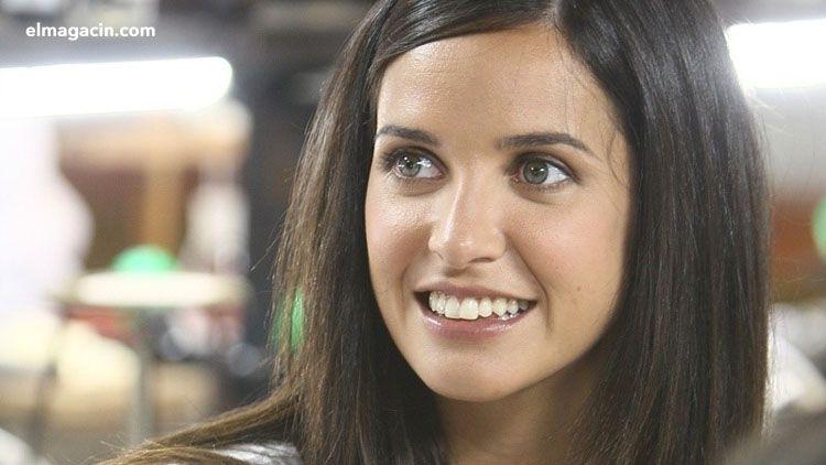 Paula Prendes muy guapa. El Magacín.
