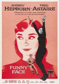 Películas de Francia. Funny Face