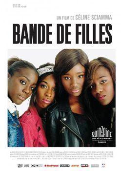 Girlhood o Bande de filles. Cine francés