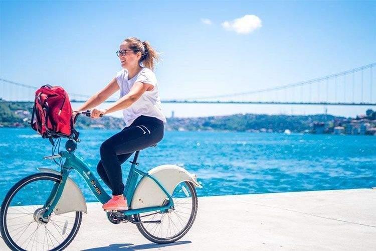 Por qué andar en bici es bueno para la salud