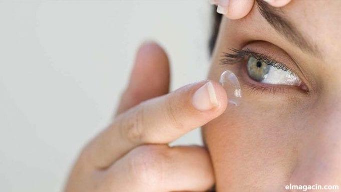 Por qué usar lentillas de uso diario