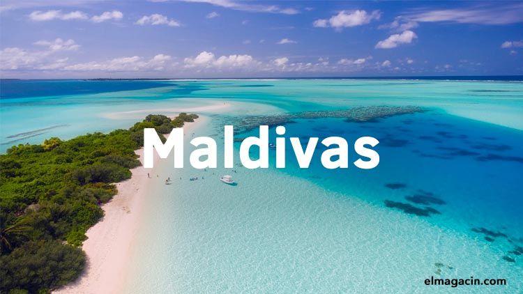 Por qué viajar a las islas Maldivas. El Magacín.