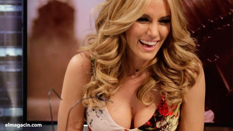 Presentadora Edurne. Mujer guapa española. Chicas guapas.