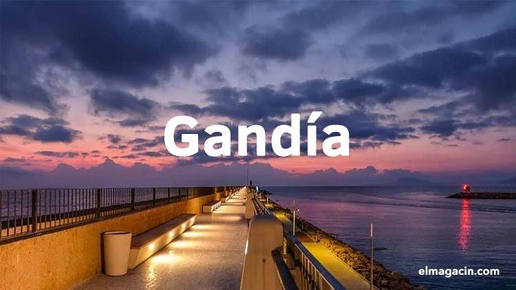 Qué hacer en Gandia. El Magacín.