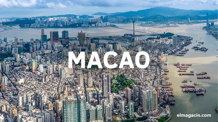 Qué visitar en Macao. El Magacín.