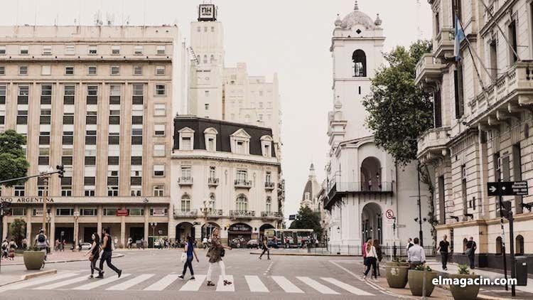 Los mejores restaurantes de Buenos Aires (Argentina) que tienes que probar. El Magacín