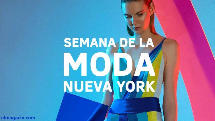 Semana de la Moda en Nueva York por la Raza Alcántara.