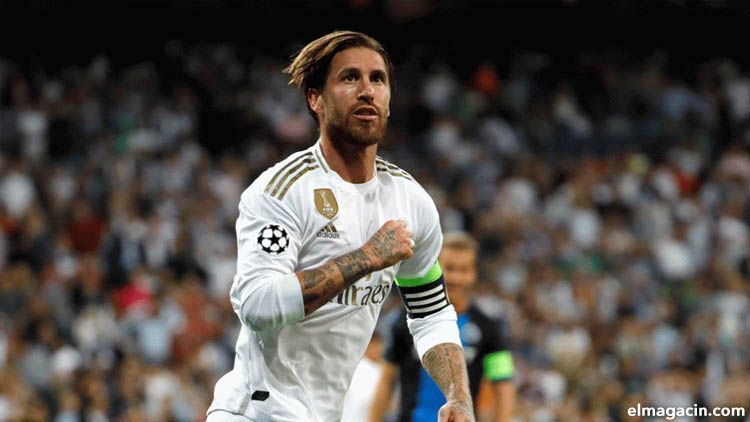 Sergio Ramos es el mejor jugador español en la Champions