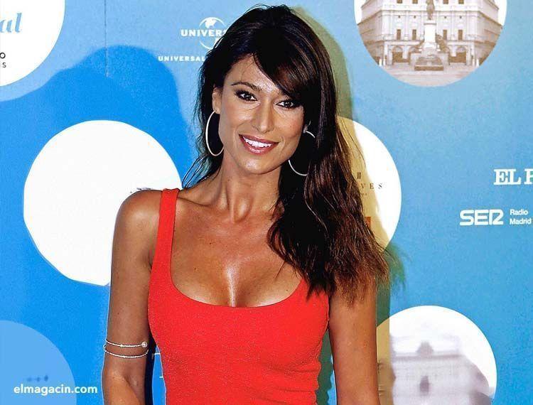 Sonia Ferrer presentadora.