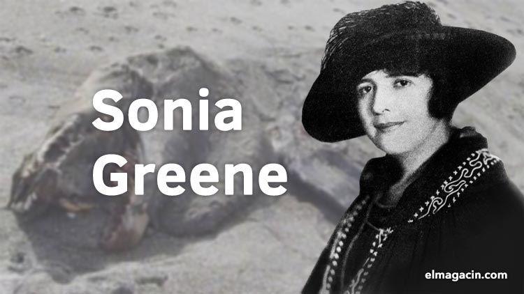 Sonia Haft Greene Lovecraft Davis. El Magacín.