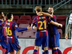 Suplentes del FC Barcelona