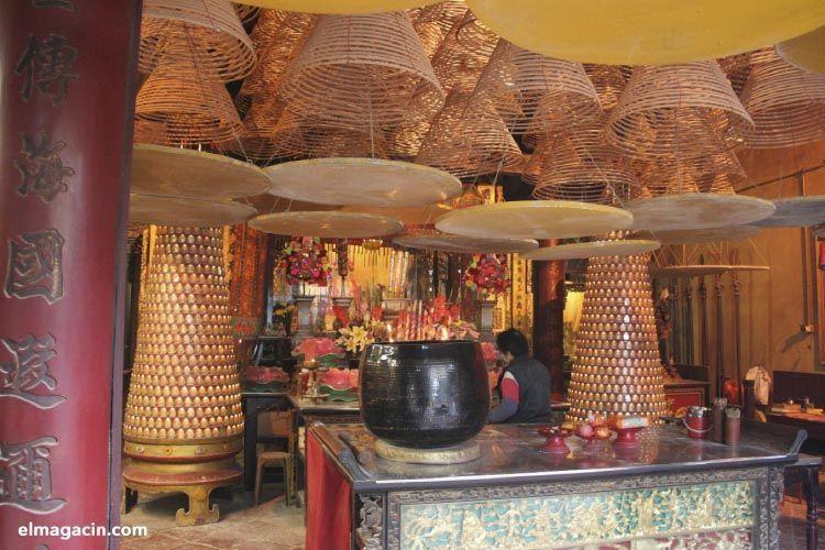 Templo de A-Ma en Macao. El Magacín.
