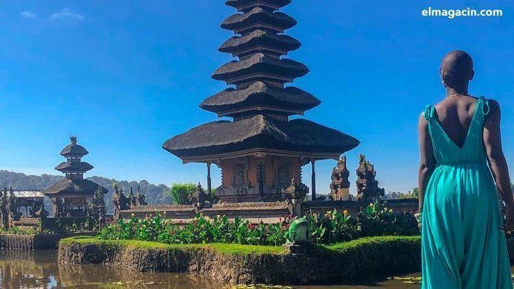 Templo de Bali en Indonesia. El Magacín.