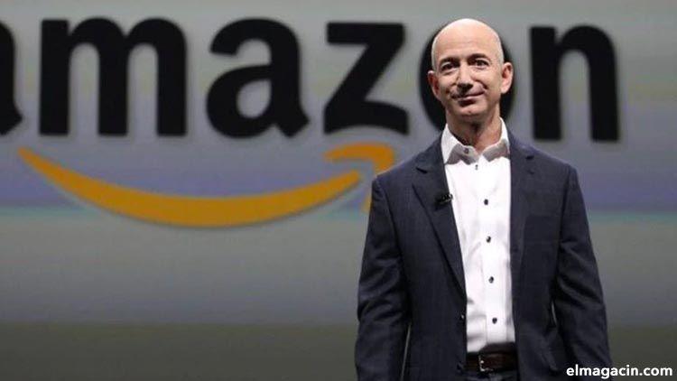 Jeff Bezos, el tercer hombre más rico del mundo