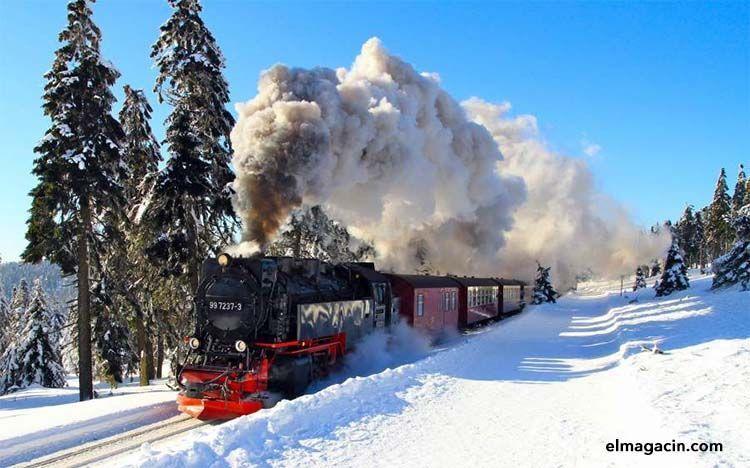 Transiberiano. El tren que atraviesa Rusia. El Magacín.