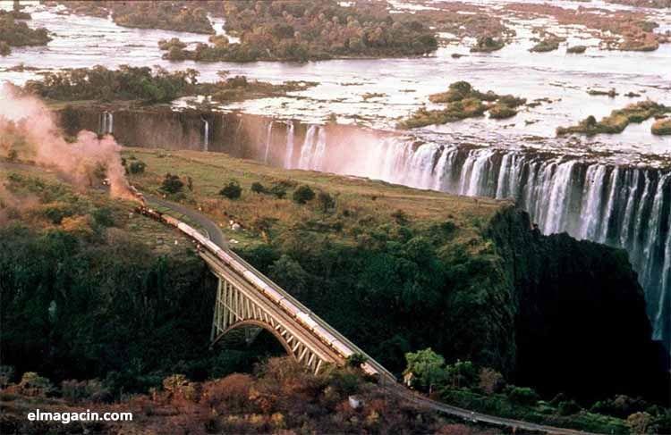 Tren Rovos, el Orgullo de África. El Magacín.