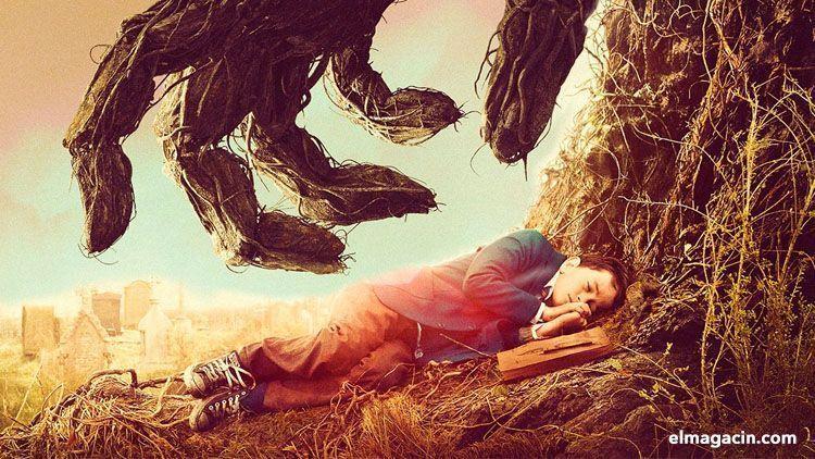 Crítica a Un Monstruo viene a verme. Cine. El Magacín.