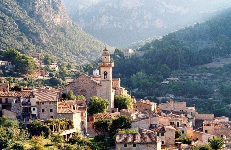 Valldemossa. Uno de los pueblos de Mallorca con más encanto
