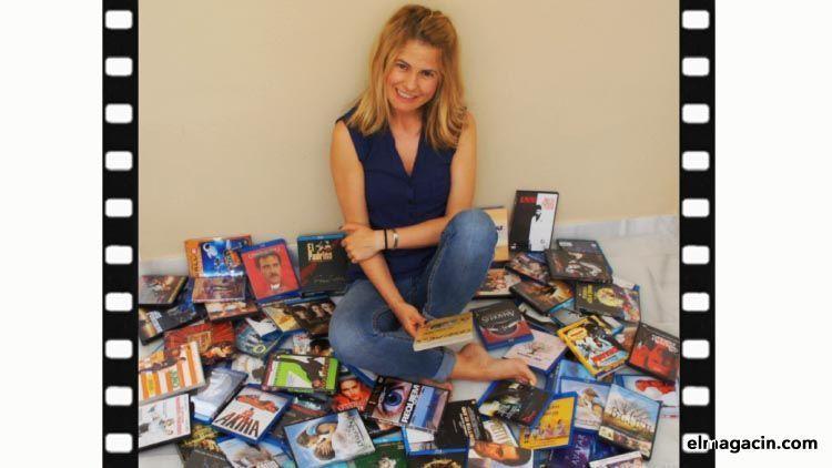 Verónica Lozano. Comentarios de películas completas online. El Magacín.