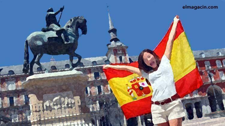 El futuro de España soy yo. El Magacín.