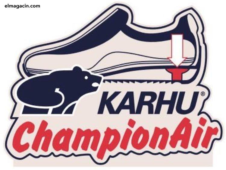 Zapatillas Karhu. El Magacín.